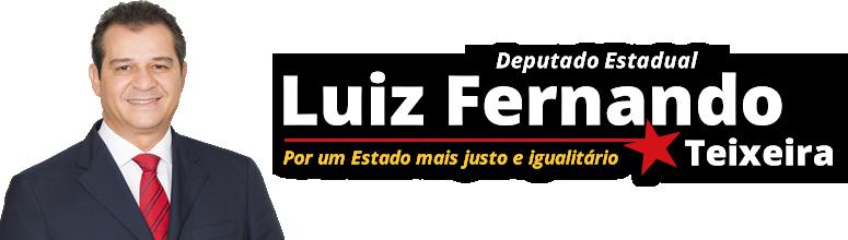 Deputado Luiz Fernando Teixeira