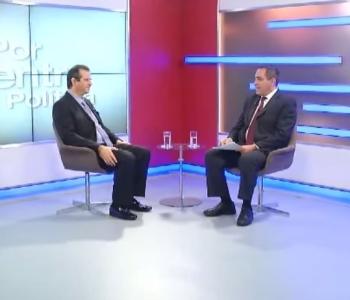 Deputado Luiz Fernando fala sobre a Lei de Incentivo ao Esporte