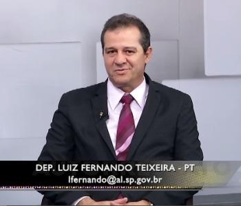 Conheça o trabalho e a trajetória política do Deputado Luiz Fernando