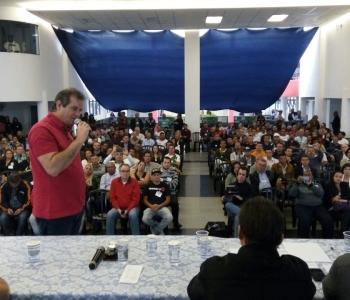 Reunião com partidos aliados reforça pré-candidatura de Tarcisio Secoli em São Bernardo