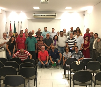 Plenária do Conselho Regional Baixada Santista