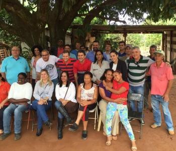 Luta pelos assentados da Fazenda Monte Alegre