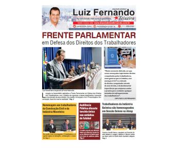 Boletim do Deputado Luiz Fernando