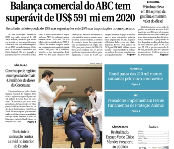 """Luiz Fernando: """"O PSDB não quer o Metrô no ABC e ponto final"""""""