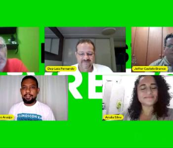 Live: CPI da Cava de Cubatão