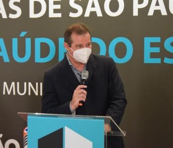 Deputado Estadual Luiz Fernando concede entrevista à Rádio Paraty