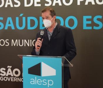 ALESP anuncia R$ 155 milhões para a saúde de 427 cidades