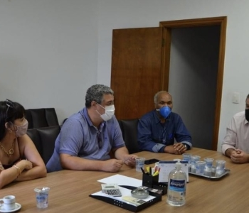 Apoio para a cidade de Santos