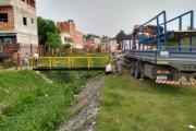 Parque linear do Jardim Helena ganha nova passarela