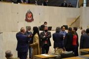 No plenário contra mais um desmonte de João Doria